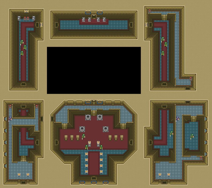 Legend Of Zelda A Link To The Past Randomizer Dungeon Item Locations Guide Sakura Tsubasa